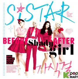 Sistar 2nd Single Album -...