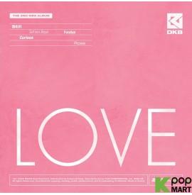 DKB Mini Album Vol. 2 - LOVE