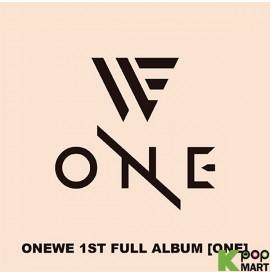 ONEWE Album Vol. 1 - ONE