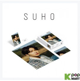 SUHO (EXO) - Puzzle Package