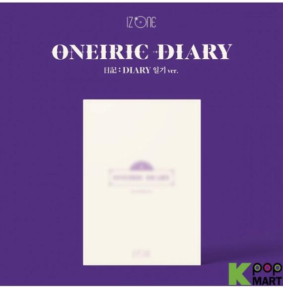 izone mini album vol 3 oneiric diary
