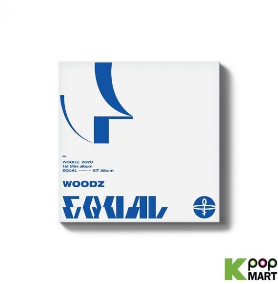 Woodz Mini Album Vol 1 Equal Kit Album