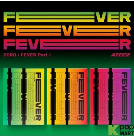 ATEEZ - ZERO : FEVER Part.1...