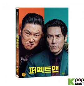 Man of Men DVD (Korea Version)