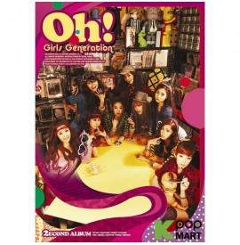 Girls' Generation Vol. 2 - Oh!