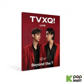 TVXQ - Beyond LIVE BROCHURE...