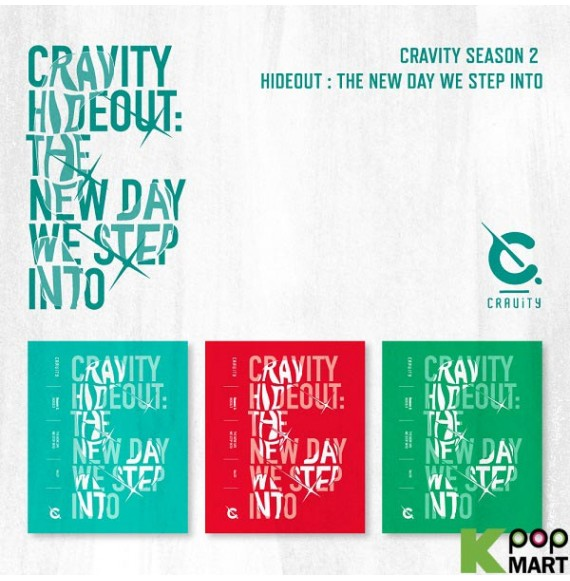 cravity season 2 hideout the new day we step into