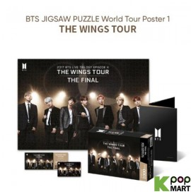BTS [World Tour Poster]...