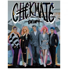 CHECKMATE Single Album - DRUM