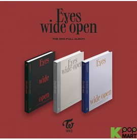 Twice Album Vol. 2 - Eyes...