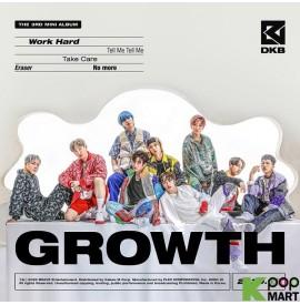 DKB Mini Album Vol. 3 - GROWTH