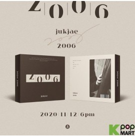 JUKJAE Mini Album Vol. 2 -...