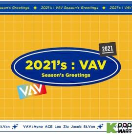 VAV - VAV 2021 Season's...