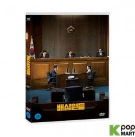 Juror 8 DVD (Korea Version)