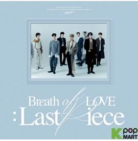 GOT7 Album Vol. 4 - Breath...