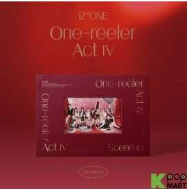 IZ*ONE Mini Album Vol. 4 -...
