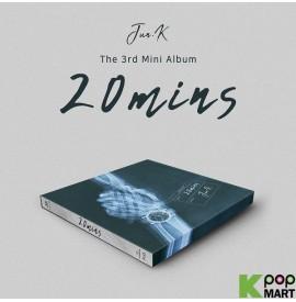 Jun. K (2PM) Mini Album...