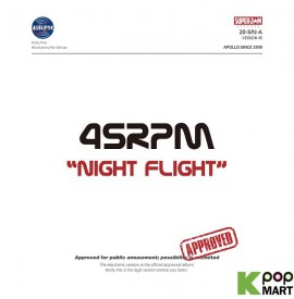 45RPM EP Album - Night Flight