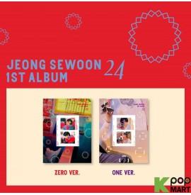 Jeong Se Woon Album Vol. 1...