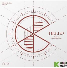CIX EP Vol. 4 - HELLO...