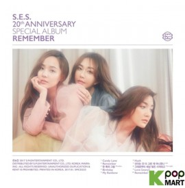S.E.S Special Album - Remember
