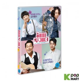 Happy Together DVD (Korea...