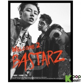 BASTARZ(BLOCK B) Mini Album...