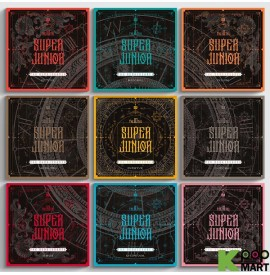 Super Junior Album Vol. 10...