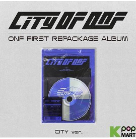 ONF - 1st REPACKAGE [CITY...