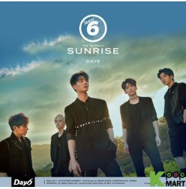 DAY6 Album Vol. 1 - Sunrise