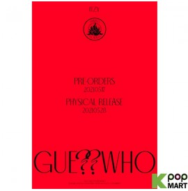 ITZY - GUESS WHO (LIMITED...