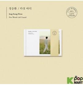 Jung Seung Hwan EP Album -...