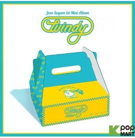 JEON SOYEON Mini Album Vol....