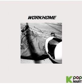 XINZWA Album Vol. 1 - WORKHOME