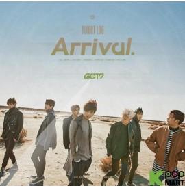 GOT7 Mini Album - Flight...