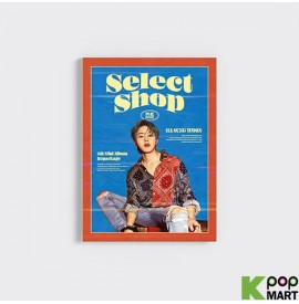 Ha Sung Woon Mini Album...