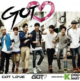 GOT7 Mini Album Vol. 2 - GOT♡