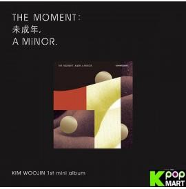 KIM WOOJIN Mini Album Vol....