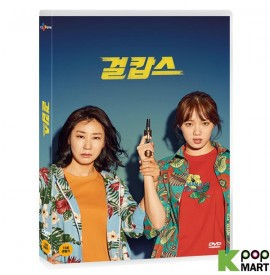 Miss and Mrs. Cops DVD...