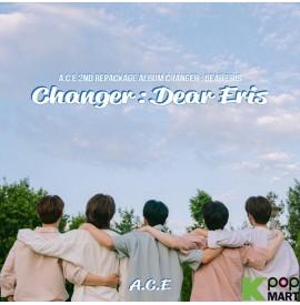 A.C.E 2ND REPACKAGE ALBUM -...