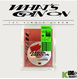 OMEGA X Single Album Vol. 1...