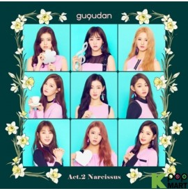 Gugudan Mini Album Vol.2 -...