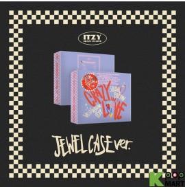 ITZY Album Vol. 1 - CRAZY...