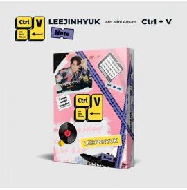 LEE JIN HYUK Mini Album...