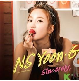 NS Yoon-G Single Album Vol....