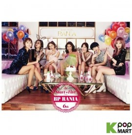 BP RANIA Mini Album - START...