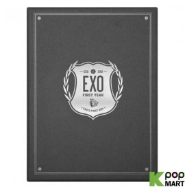 EXO - EXO's First Box (4DVD...