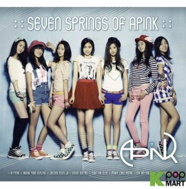 Apink Mini Album Vol. 1 -...