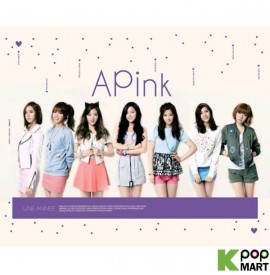 Apink Album Vol. 1 - Une Annee