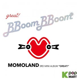 MOMOLAND Mini Album Vol. 3...